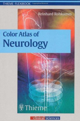 9783131309310: Color Atlas Of Neurology