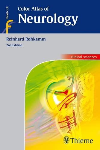 9783131309327: Color Atlas of Neurology