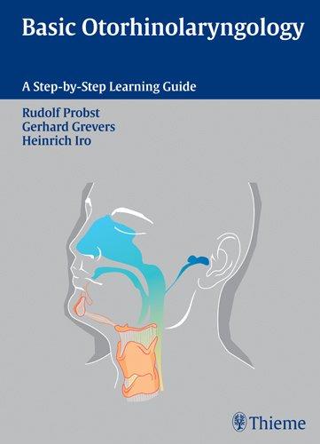 9783131324412: Basic Otorhinolaryngology: A Step-by-Step Learning Guide