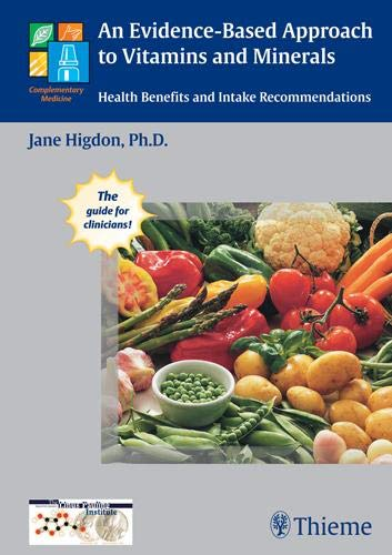 9783131324528: An Evidence-Based Approach to Vitamins and Minerals: Health Benefits and Intake Recommendations