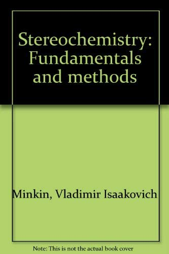 Determination of configurations by dipole moments, CD or ORD (Stereochemistry, fundamentals and ...