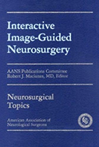 9783131350817: Interactive Image-Guided Neurosurgery