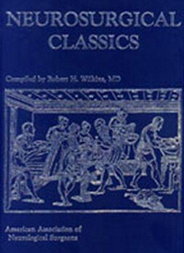 9783131351715: Neurosurgical Classics