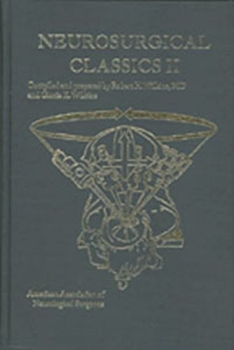 9783131351814: Neurosurgical Classics II
