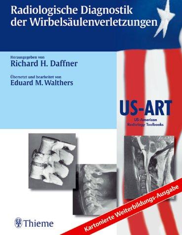 9783131357113: Radiologische Diagnostik der Wirbelsäulenverletzungen.