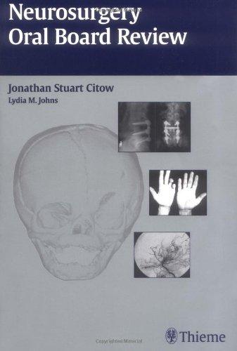 9783131357717: Neurosurgery Oral Board Review