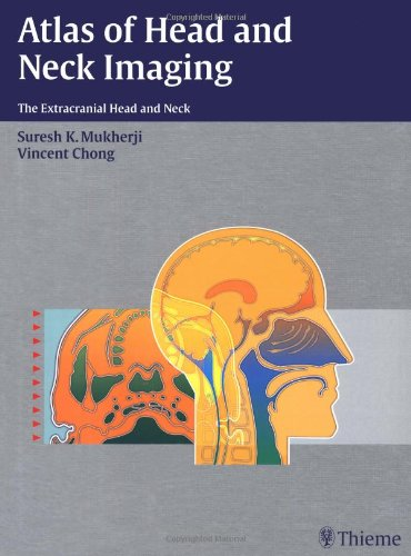 9783131360717: Head and Neck Radiology: Text and Atlas