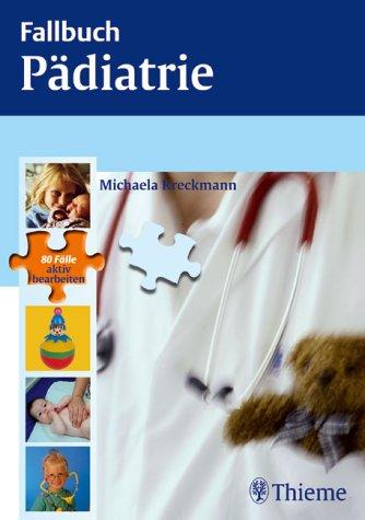 9783131363619: Fallbuch Pädiatrie