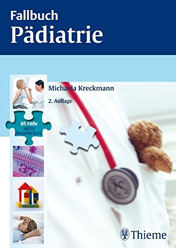 9783131363626: Fallbuch Pädiatrie