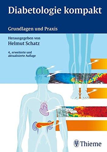9783131377241: Diabetologie kompakt: Grundlagen und Praxis