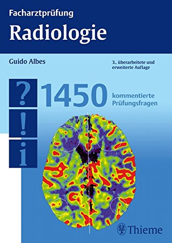 9783131392534: Facharztprüfung Radiologie