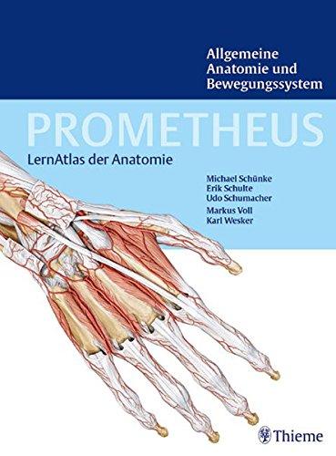 9783131395214: Prometheus - Lernatlas der Anatomie.