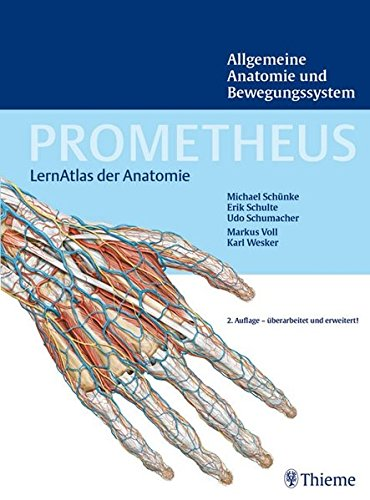 9783131395221: Prometheus - Lernatlas der Anatomie