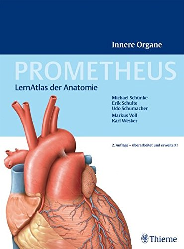 9783131395320: Prometheus Innere Organe: LernAtlas der Anatomie