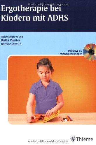 9783131410719: Ergotherapie bei Kindern mit ADHS