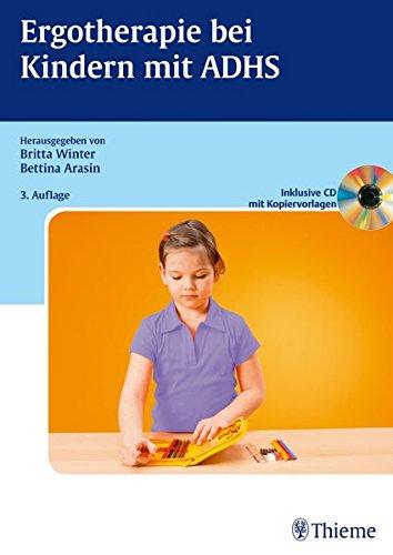 Ergotherapie bei Kindern mit ADHS: Britta Winter