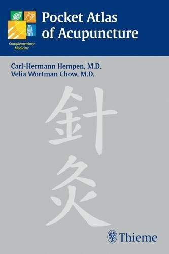 9783131417213: Pocket Atlas of Acupuncture