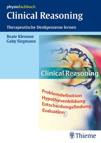 9783131418012: Clinical Reasoning