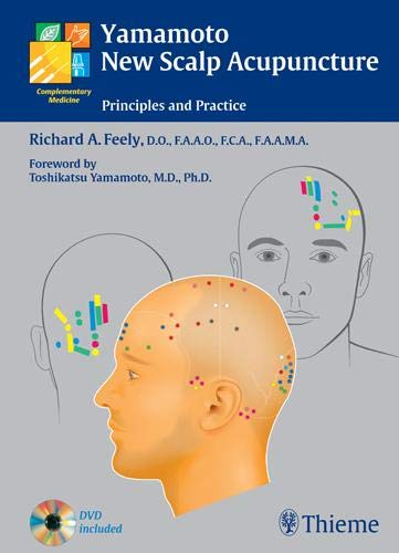 9783131418326: Yamamoto New Scalp Acupuncture: Principles and Practice