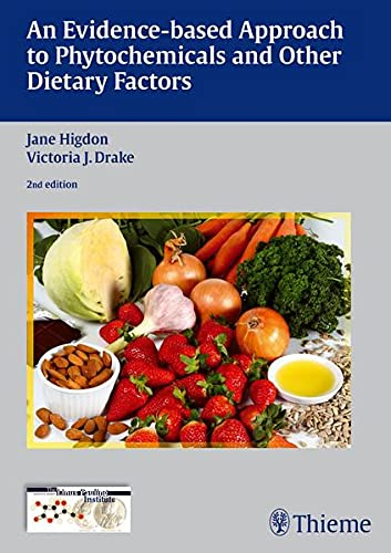 9783131418425: An Evidence-based Approach to Phytochemicals and Other Dietary Factors