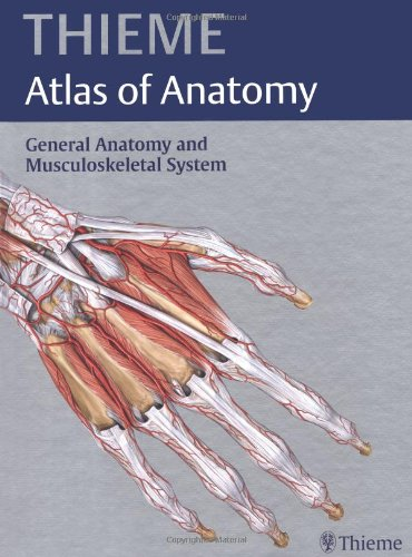 9783131420718: General Anatomy and Musculoskeletal System (Thieme Atlas of Anatomy Series)