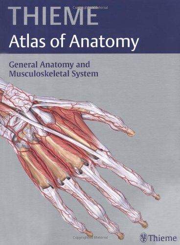 9783131420817: General Anatomy and Musculoskeletal System (Thieme Atlas of Anatomy Series)