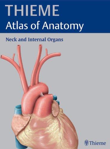 9783131420916: Thieme Atlas of Anatomy. Neck an Internal Organs