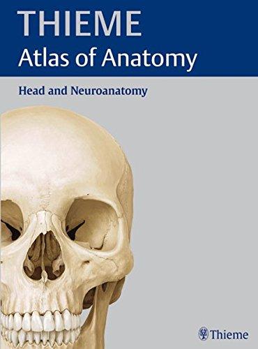 9783131421210: Atlas of Anatomy: Head and Neuroanatomy (Thieme Atlas of Anatomy Series)
