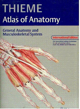 Thieme Atals of Anatomy General Anatomy &: Michael Schuenke