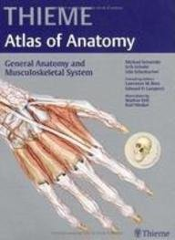 9783131429117: Thieme Atals of Anatomy General Anatomy & Musculoskeletal System