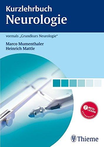 9783131429315: Kurzlehrbuch Neurologie
