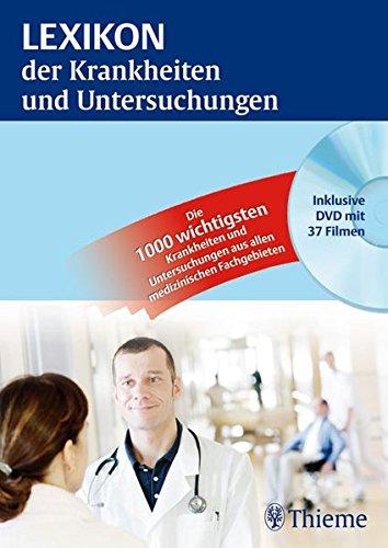 lexikon der krankheiten und untersuchungen: thieme