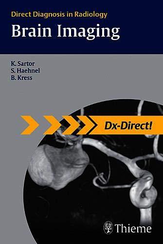 9783131439611: Brain Imaging (DX-Direct Series)