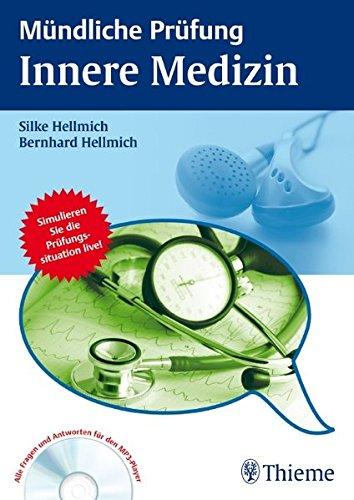 9783131447913: Mündliche Prüfung Innere Medizin