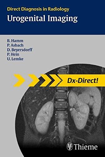 9783131451514: Urogenital Imaging: Direct Diagnosis in Radiology (DX-Direct!, Direct Diagnosis in Radiology)