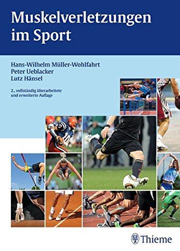 9783131467522: Muskelverletzungen im Sport
