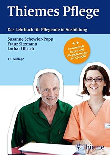 Thiemes Pflege, m. CD-ROM, kleine Ausgabe: Susanne Schewior-Popp