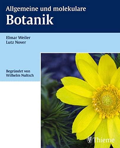 Allgemeine und molekulare Botanik: Elmar Weiler