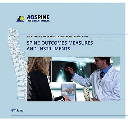 9783131479815: Spine Outcomes Measures and Instruments (AO-Publishing)