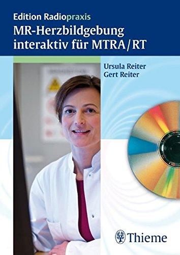 9783131485618: MR-Herzbildgebung interaktiv f�r MTRA/RT