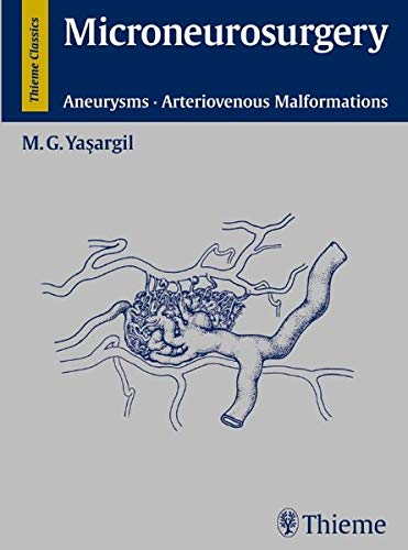 9783131487117: Microneurosurgery DVD: Aneurysms . Arteriovenous Malformations