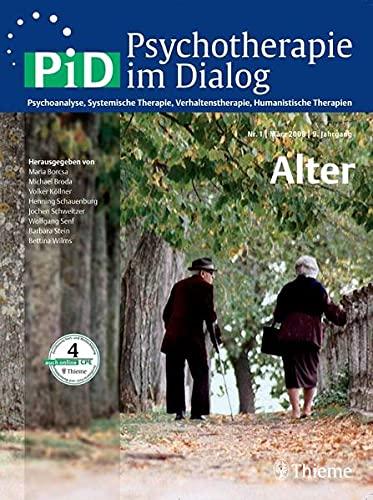 9783131489111: Psychotherapie im Dialog (PiD) Alter