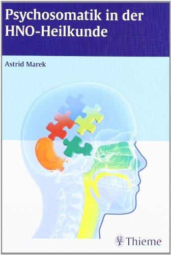 9783131497116: Psychosomatik in der HNO-Heilkunde