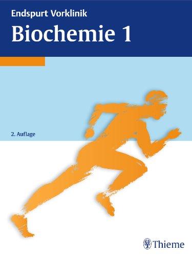9783131534125: Endspurt Vorklinik: Biochemie 1: Die Skripten f�rs Physikum