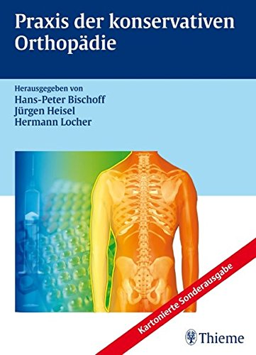 9783131534712: Praxis der konservativen Orthopädie (kart. Sonderausgabe)
