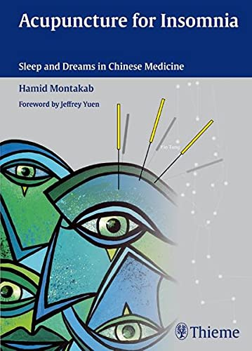 9783131543318: Acupuncture for Insomnia: Sleep and Dreams in Chinese Medicine