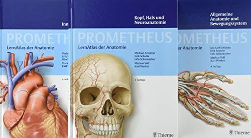PROMETHEUS LernPaket Anatomie: LernAtlas Anatomie [Gebundene Ausgabe]: Michael Schünke (Mitwirkende),