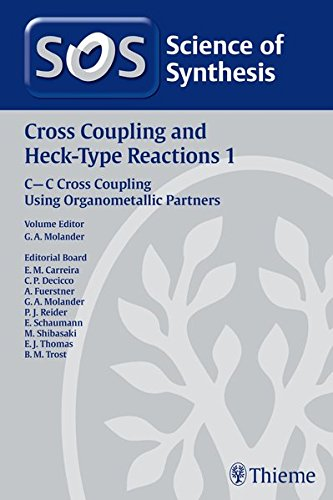 9783131642011: Science of Synthesis: Cross Coupling and Heck-Type Reactions, Vol 1