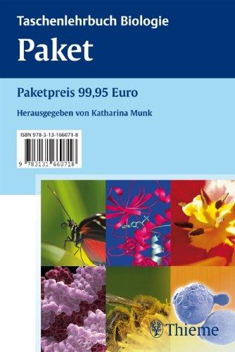 9783131660718: Paket Biologie