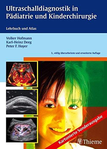 9783131699831: Ultraschalldiagnostik in Pädiatrie und Kinderchirurgie. Sonderausgabe: Lehrbuch und Atlas